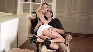 Ukranian blonde babe Ivana Sugar