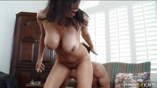 Bill Bailey fucks hard busty milf Shay Sights
