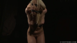 Kathia Nobili is enslaved and punished by man