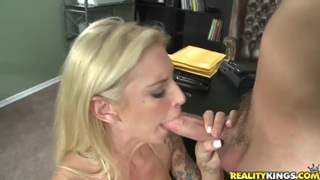 Big boobed Brooke nailed by Xander Corvus