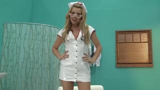 The sexiest nurse