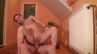 Anka in slut gets fucked hard in a hot amateur video