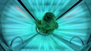 She doesn't know what's on the other side
