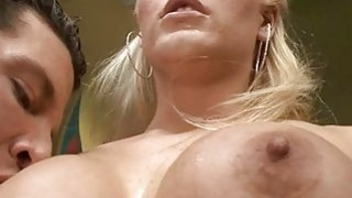 Milf is stud with her curvy butt and wet cunt