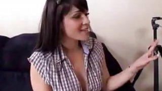 Cute Slut Wants That BBC Cum