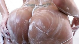 Lovely babe Summer goes hardcore sex