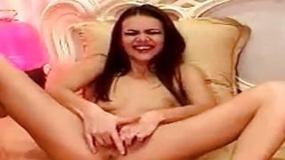 Hardcore masturbation fisting