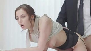 Stunning babe Antonia Sainz pussy rammed