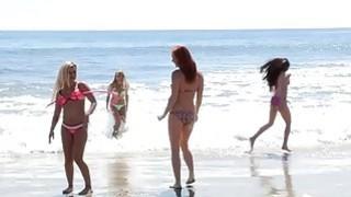 Naughty Surfer Girls