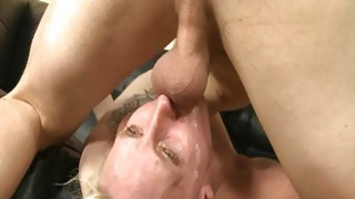 Lexi Jaxson throat fucked until choking