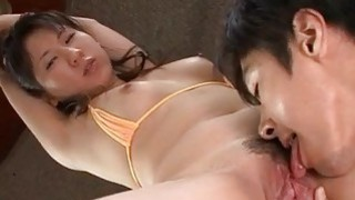 Rough bondage for tight bimbo Emiri Takeuchi