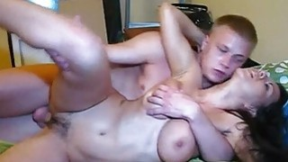 Sweetheart lastly gets awarded with cumshots