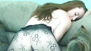 Navaya is fucking her sweet pussy with a toy