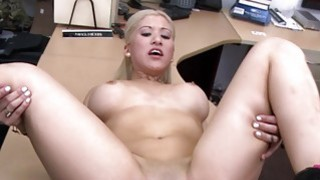 Hot Stripper Gives Me A Show