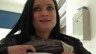 Czech slut ripped in exchange for money