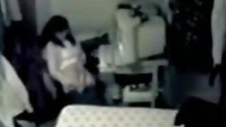 My Mom spied while watching porn and toying