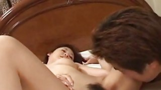Mai Yamasaki gets fingered and fucked hard