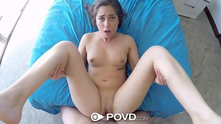 POV sex with an innocent girl