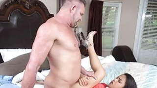 Sexy hot chick Nicole Bexley loves to fuck hard