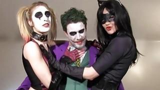 The jokers Threesome