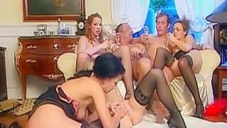 Hot Orgy