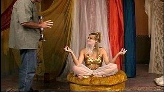 Goddess and her feet