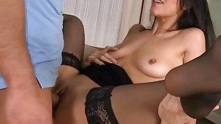 Wicked euro bitches endure vehement banging scene