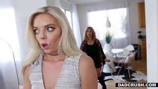 Trisha Parks gets some daddy dick slung her way for being a bad student