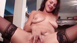 Hairy Pussy Ava Austin Masturbate