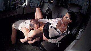 Banging in the backseat