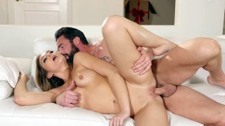 Blair Williams gets her twat slammed in spoon