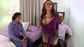 MILFs choose BBC