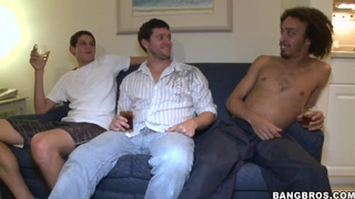 Cocky Danica took part in a marvellous trip