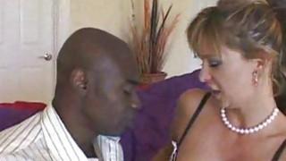 Sexed Up Hottie Begs For Huge Member