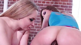 Maddy OReilly got assfucked feat Aiden Starr