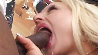 horny milf getting fucked by bbc