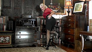 Nylons and naughtiness